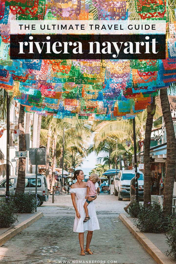 The Ultimate Travel Guide to Riviera Nayarit, Mexico | Want to find out why Riviera Nayarit is slated to be the next big travel destination in Mexico? The white sandy beaches, great surfing spots, and delicious tacos are just the beginning; there's so much more to discover in this tropical destination! Check out this ultimate travel guide with 15 things to do in Riviera Nayarit, Mexico. | #travel #mexico #rivieranayarit #sayulita #puntamita