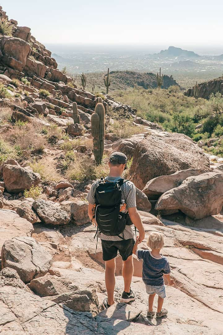 Best Hiking Trails near Mesa, Arizona | Hieroglyphic Trail in the Superstition Wilderness