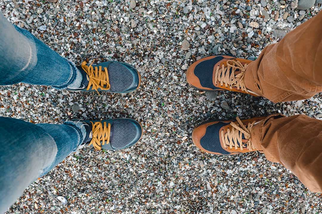 Minimalist Hiking Shoes - The Lems Mesa and the Lems Trailhead