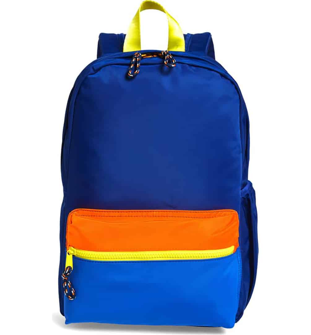 J.Crew Kids' Backpack | 8 Cute (and Functional) Travel Backpacks for Kids and Toddlers