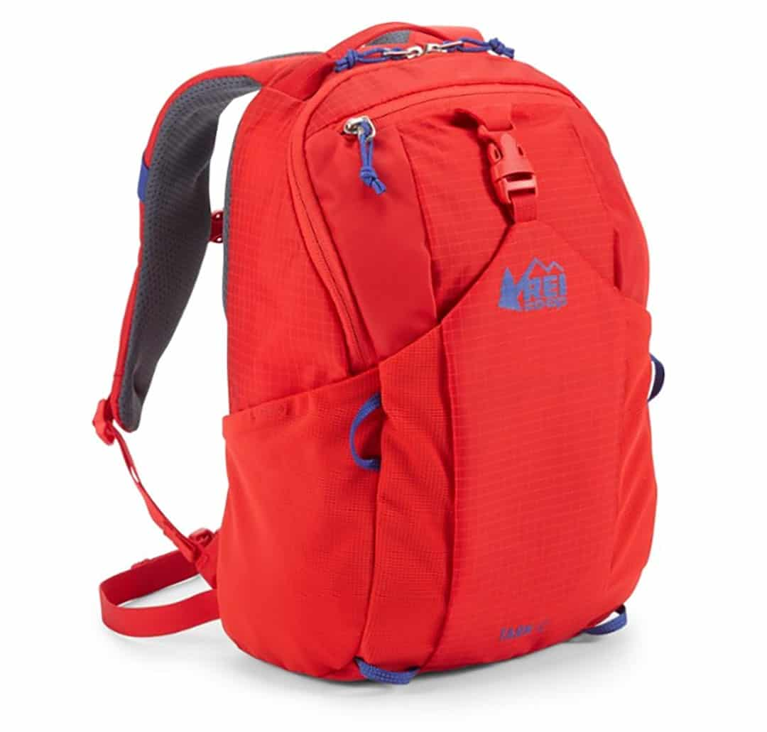 REI Co-op Kids' Tarn Pack | 8 Cute (and Functional) Travel Backpacks for Kids and Toddlers