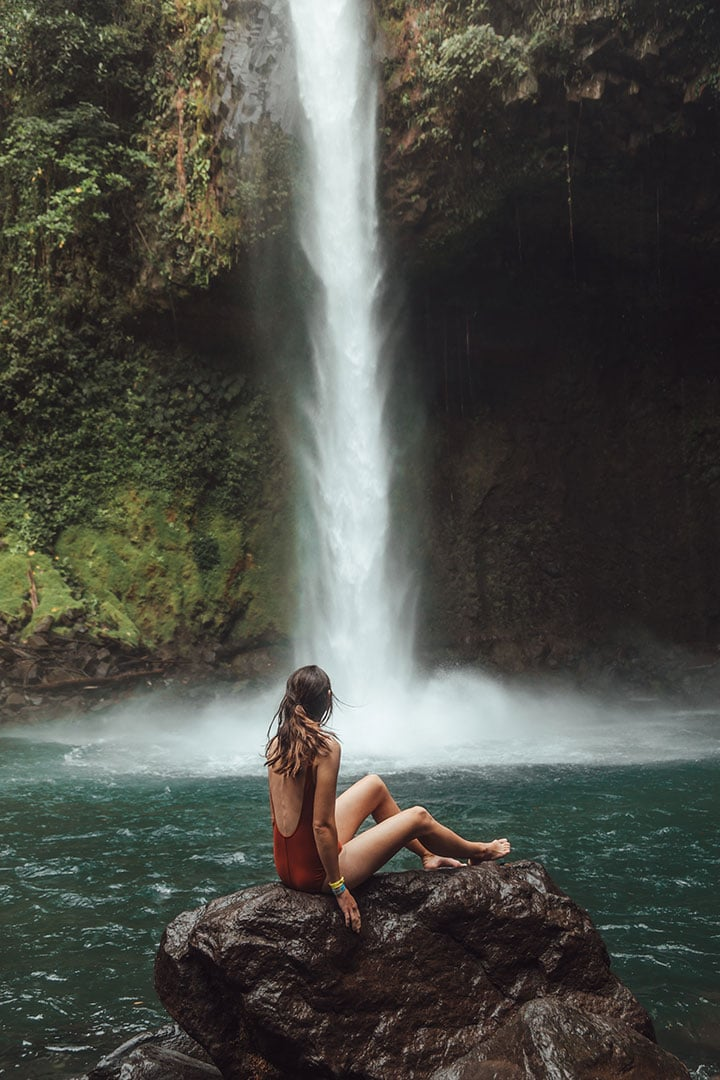 La Fortuna Waterfall | 9 epic things to do in La Fortuna, Costa Rica