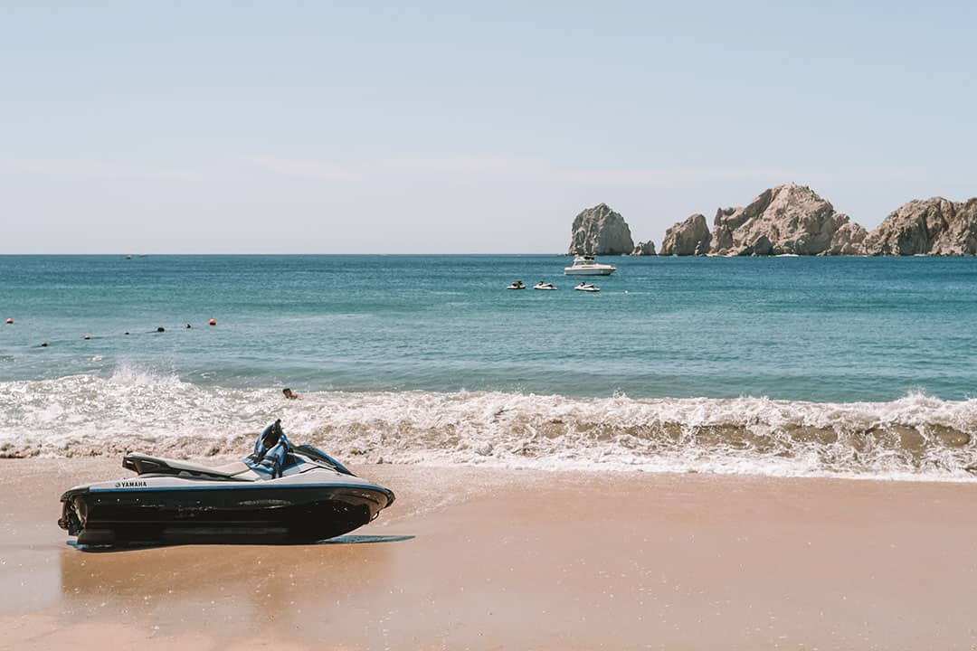 Jet Skiing in Chileno Bay | Things to do in Cabo San Lucas, Mexico