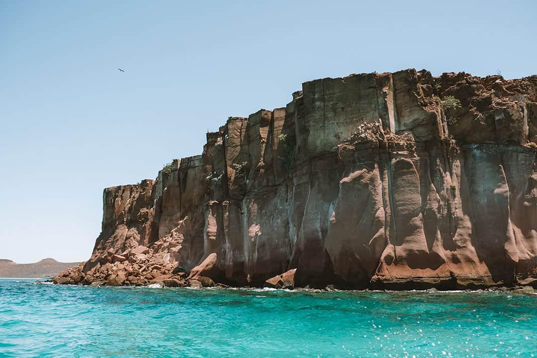 Isla Espiritu Santo near La Paz, Mexico