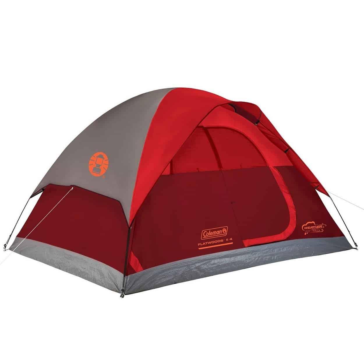 Coleman Flatwoods Tent