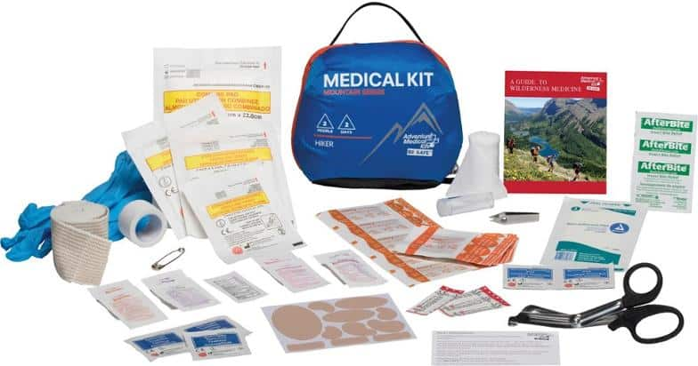 REI First Aid Medical Kit