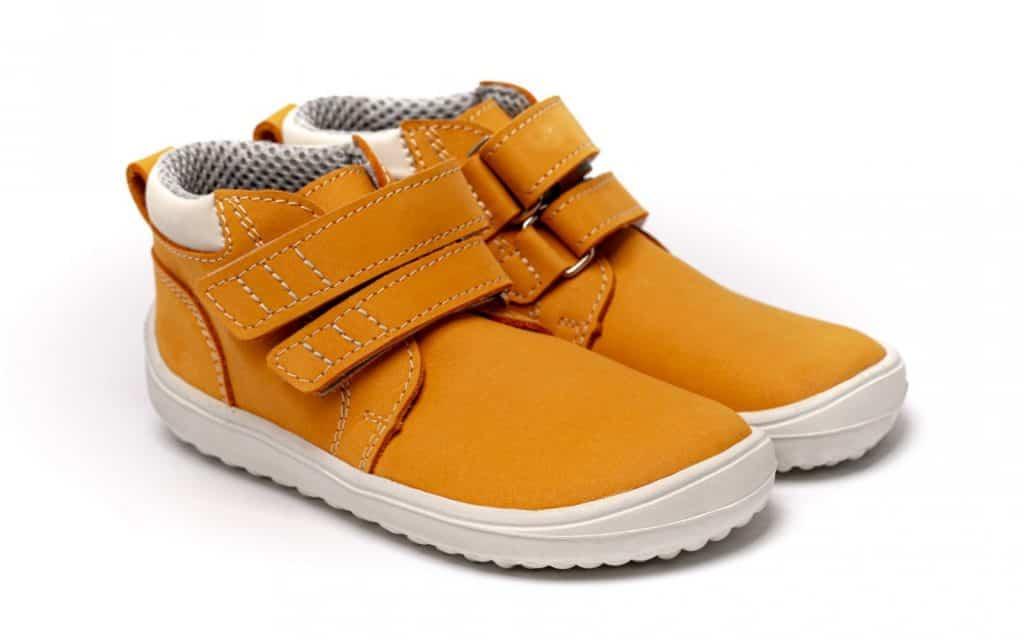 Be Lenka Kids Barefoot Shoes Play in Mango