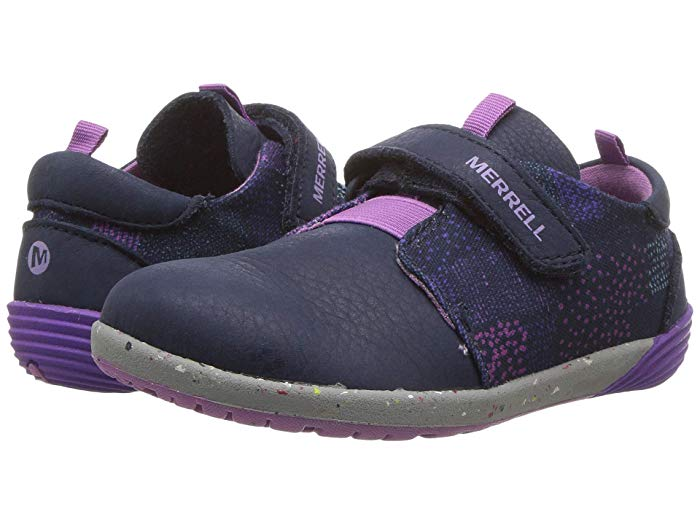 Merrell Bare Step Sneakers, Barefoot Shoes for Kids