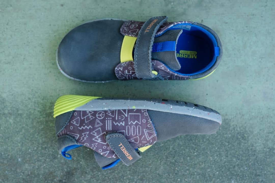 Merrell Baresteps Minimalist Shoes for Kids