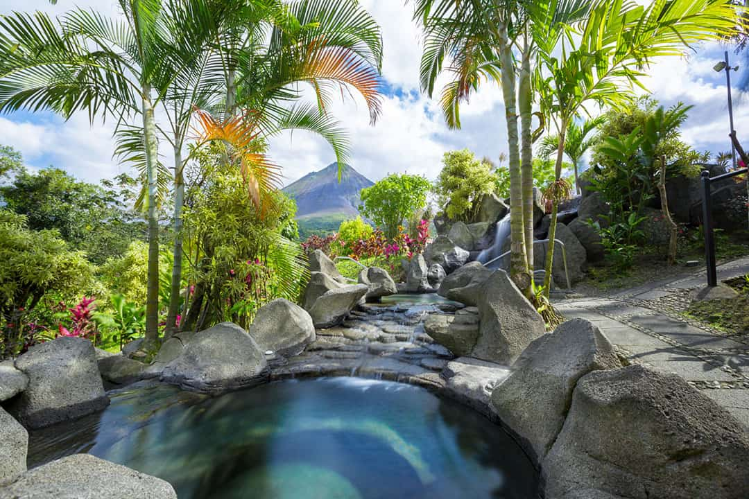 Hot Springs at Hotel Arenal Kioro Suites