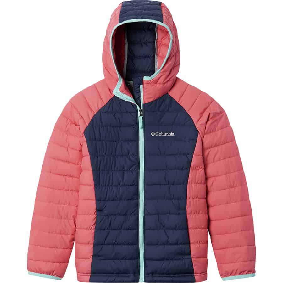 Columbia girls winter jacket