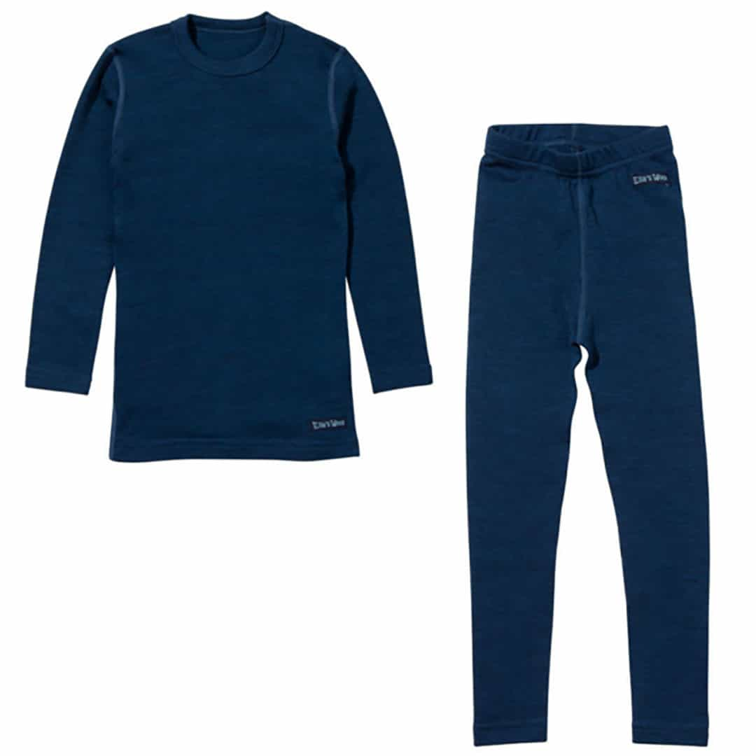 Ellas Wool Merino Wool Thermals for Kids