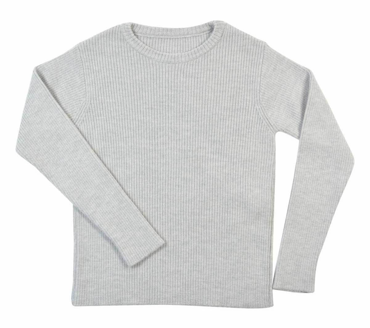 Nui Organics Merino Wool Sweater for Kids