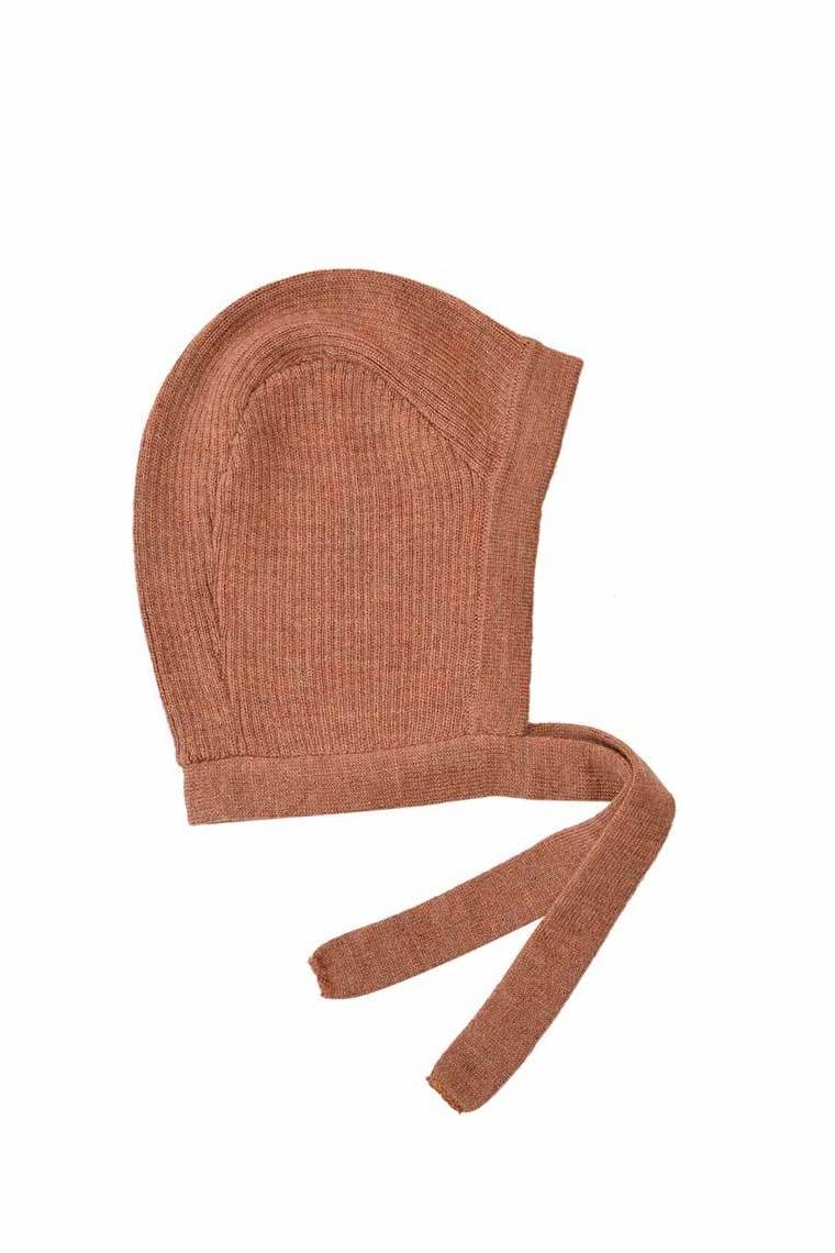 Nui Organics Merino Wool hat for babies
