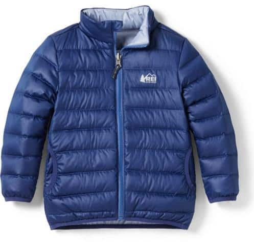 REI Down Jacket for Kids