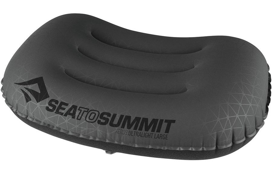 Sea to Summit inflatable camping pillow