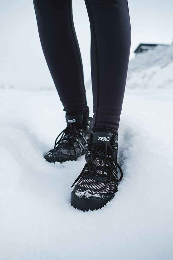 Waterproof barefoot Boots - The Xero Shoes Xcursion Boot