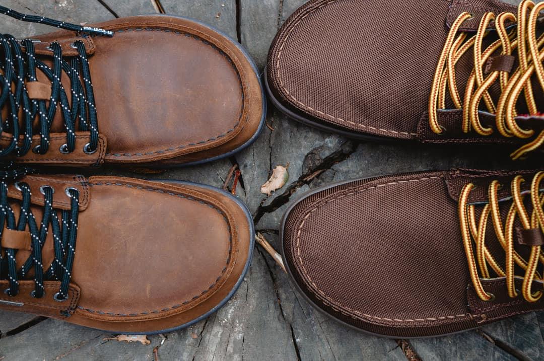 Lems Boulder Boots feature a wide toe box