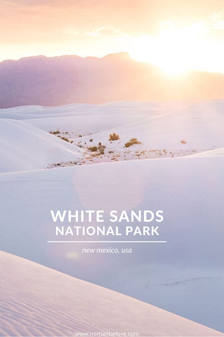 White Sands National Park is the largest gypsum sand dune in the world, with sparkling white dunes rolling over 275 square miles. This post has everything you need to know before you go, and the best things to do in White Sands!