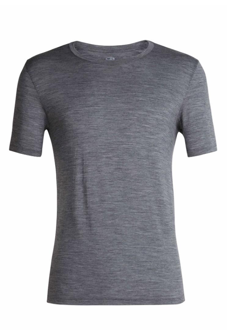 Icebreaker Mens Merino Wool T Shirt