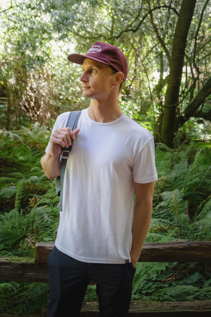 Merino Wool Travel and Hiking T Shirts by Aviator