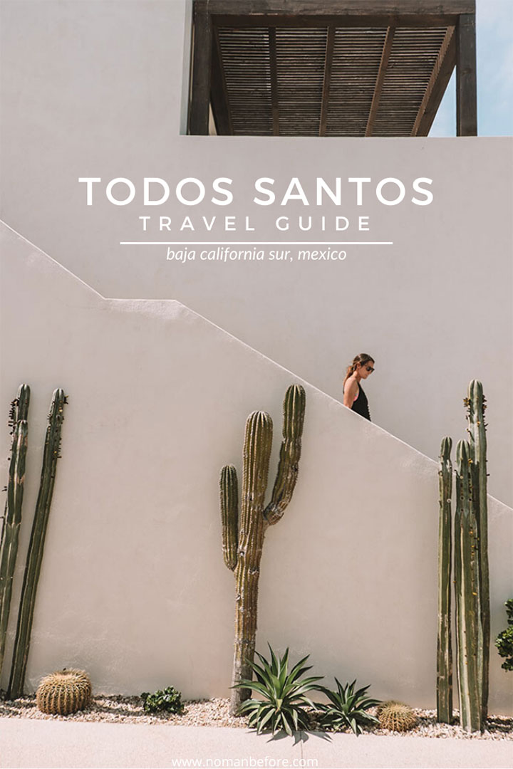 Todos Santos is just a 1.5 hour drive from popular Los Cabos in Mexico's Baja California Sur, but it's small-town, laidback vibe feels a world away.