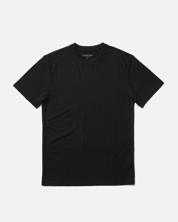 Unbound Merino Wool Crew Neck T Shirt
