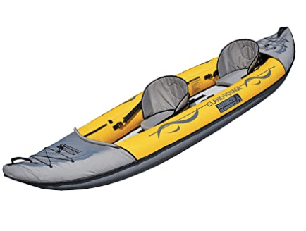 Advanced Elements Island Voyage Tandem Inflatable Kayak