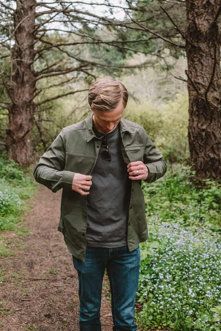 Toad&Co clothing made with sustainable materials