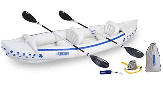 Sea Eagle 3 Person Inflatable Kayak