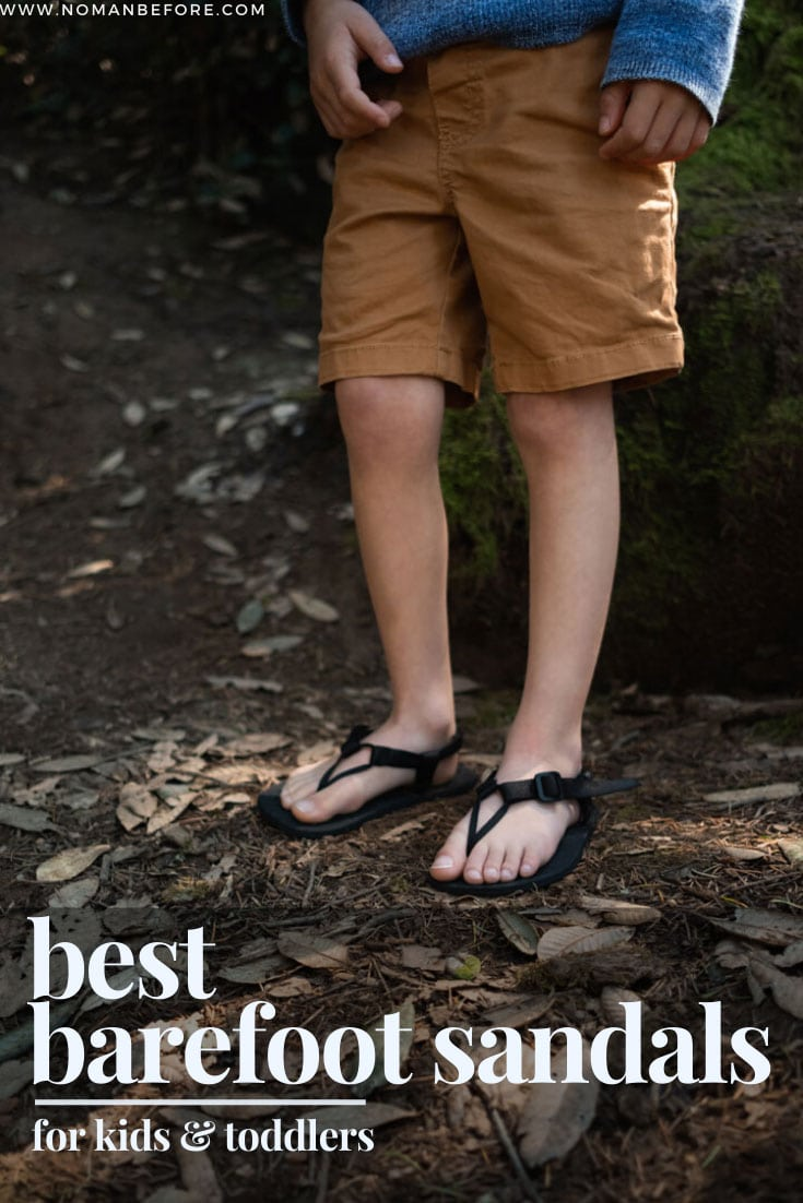 We've rounded up the best barefoot sandals for kids. They're lightweight, flexible, and have plenty of room forwiggly toes. Barefoot sandals allow the foot to move naturally to help your child develop strong,healthy feet.