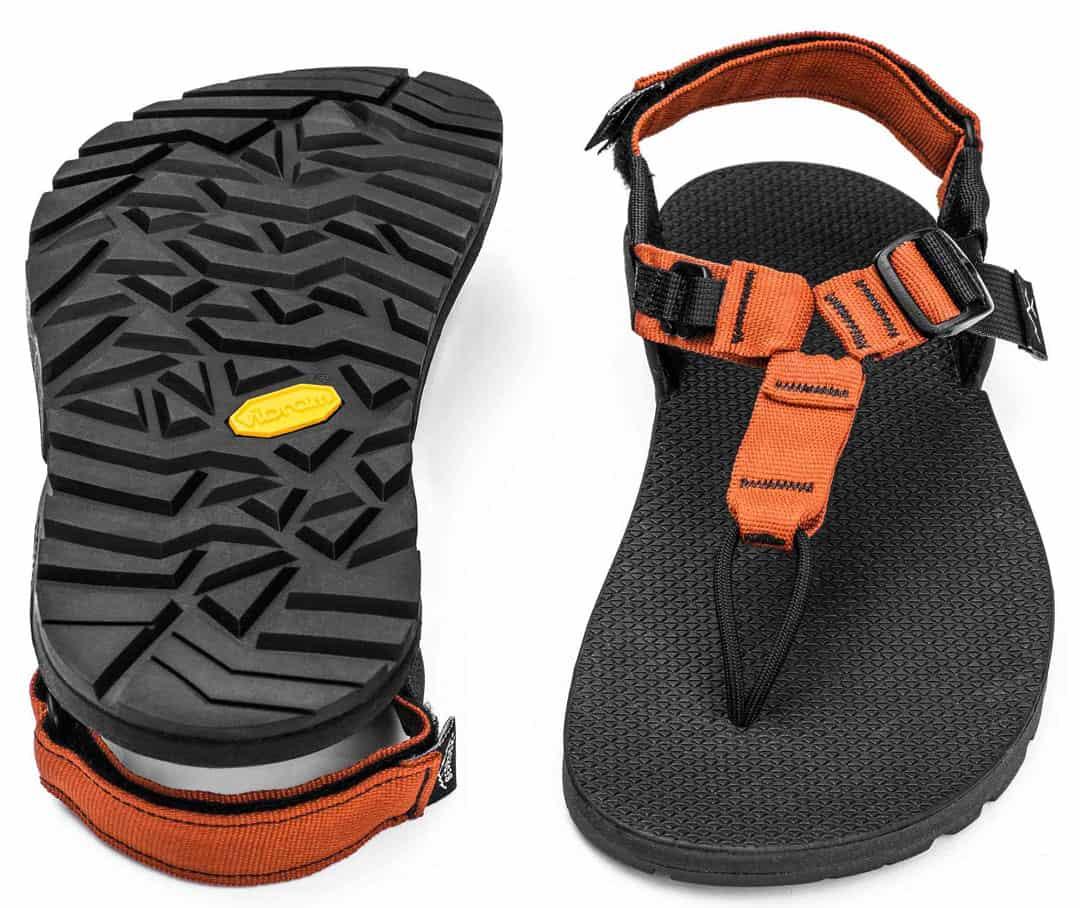 Bedrock Cairn Minimalist Hiking Sandals
