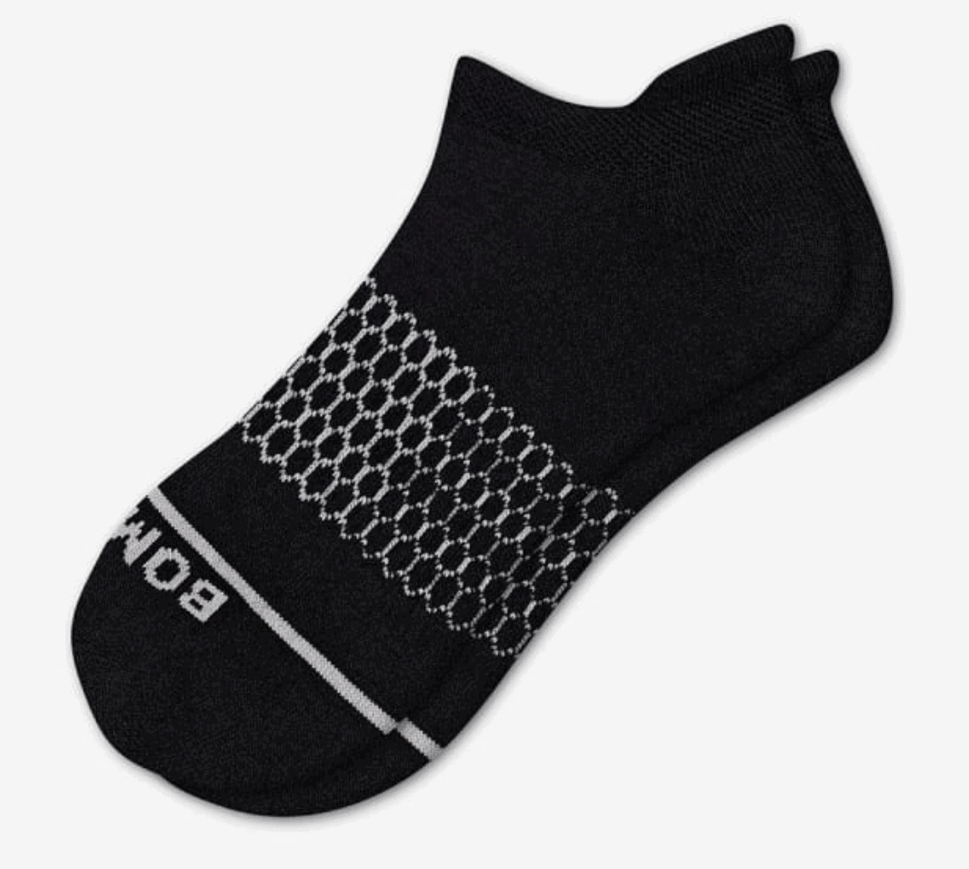 Bombas Merino Wool Ankle Socks for summer hiking