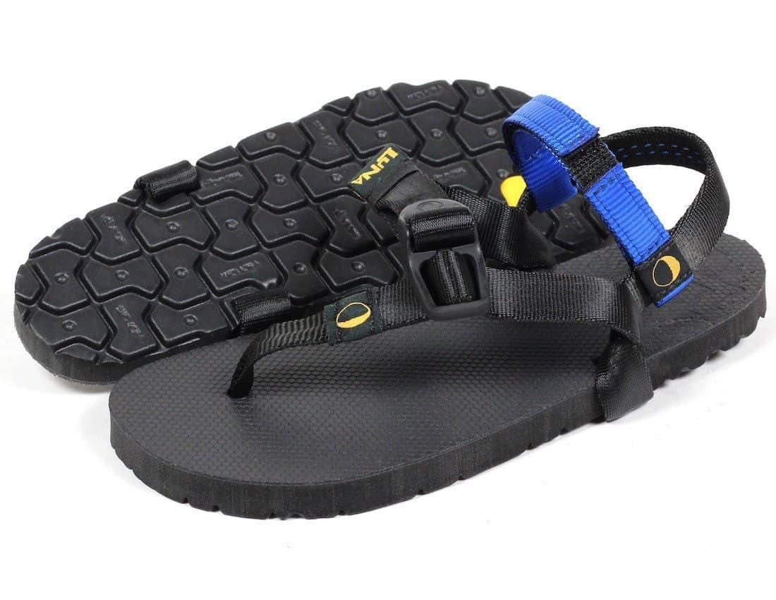 Lunacito kids barefoot adventure sandals