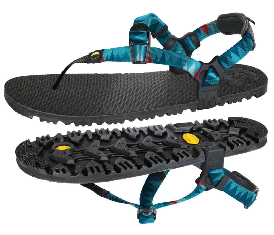 Luna Sandals Oso Flaco Minimalist Hiking Sandals
