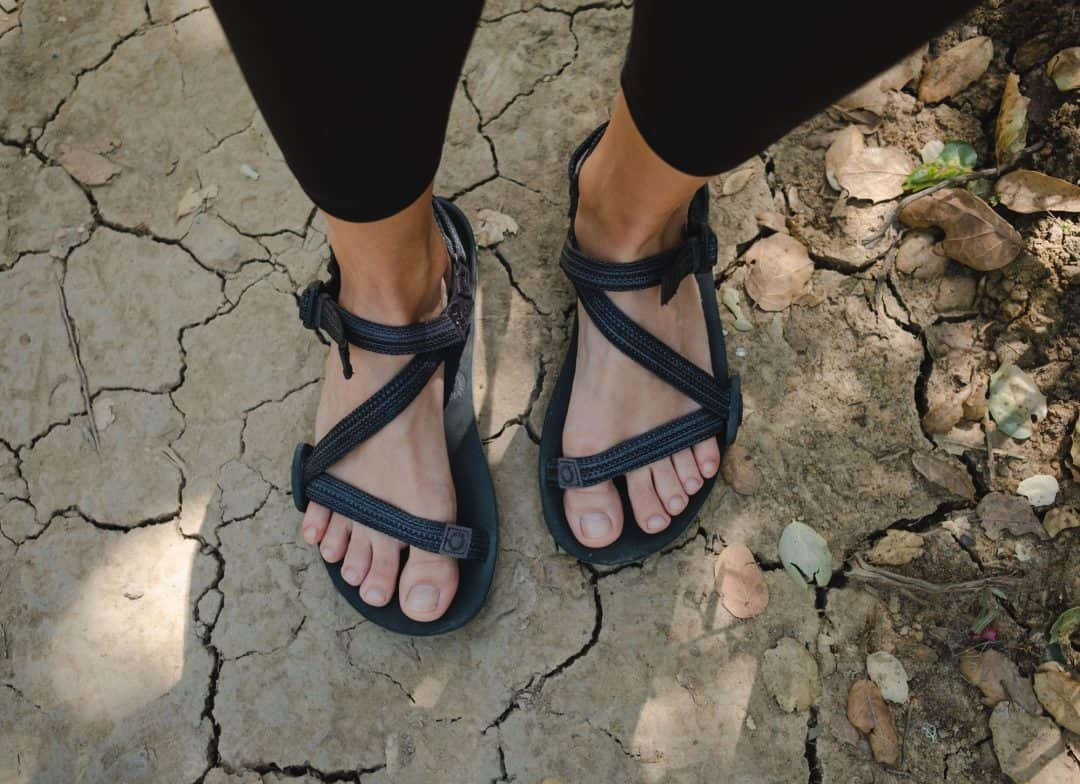 The Best Minimalist Hiking Sandals