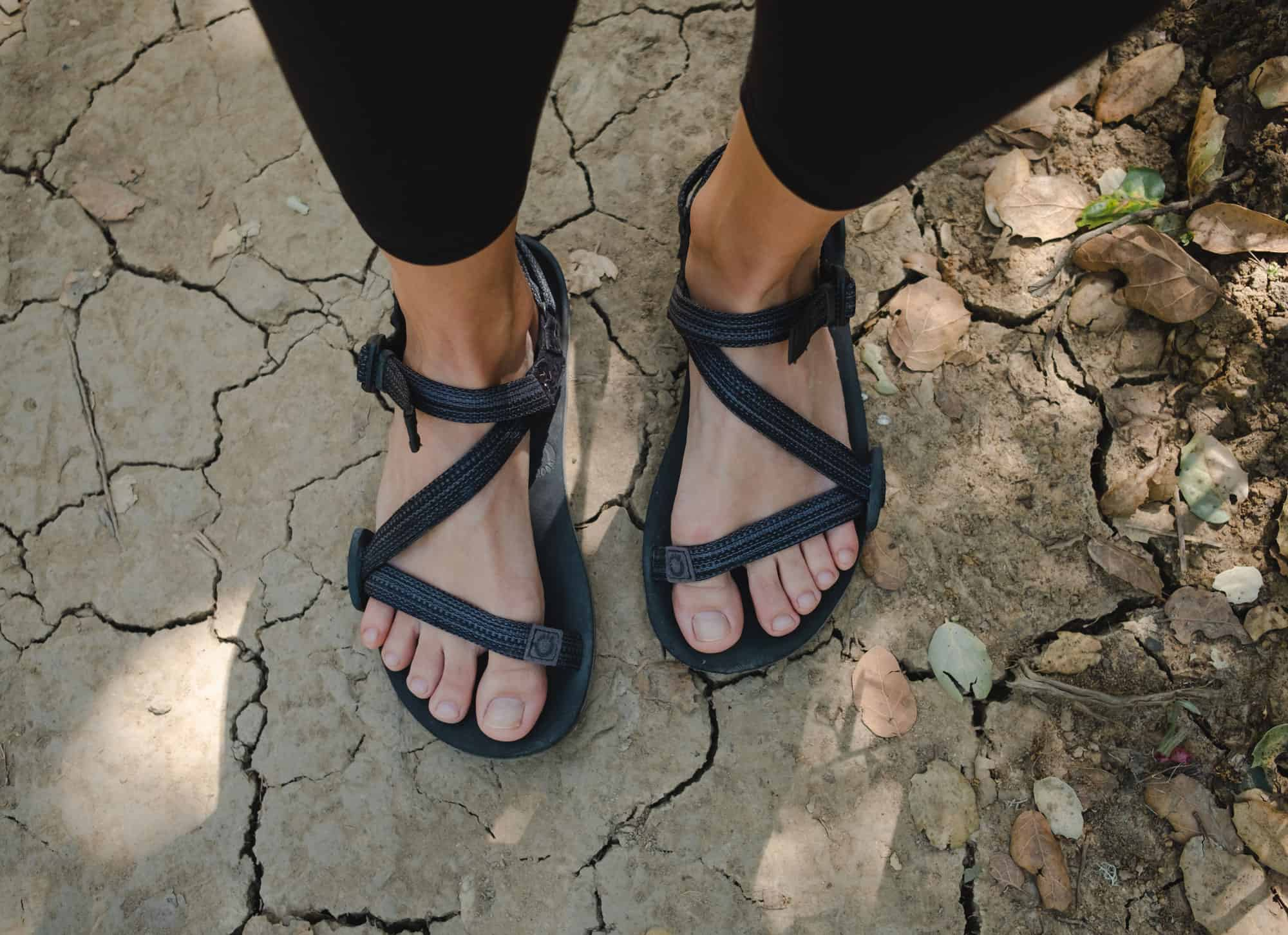 The Best Minimalist Hiking Sandals