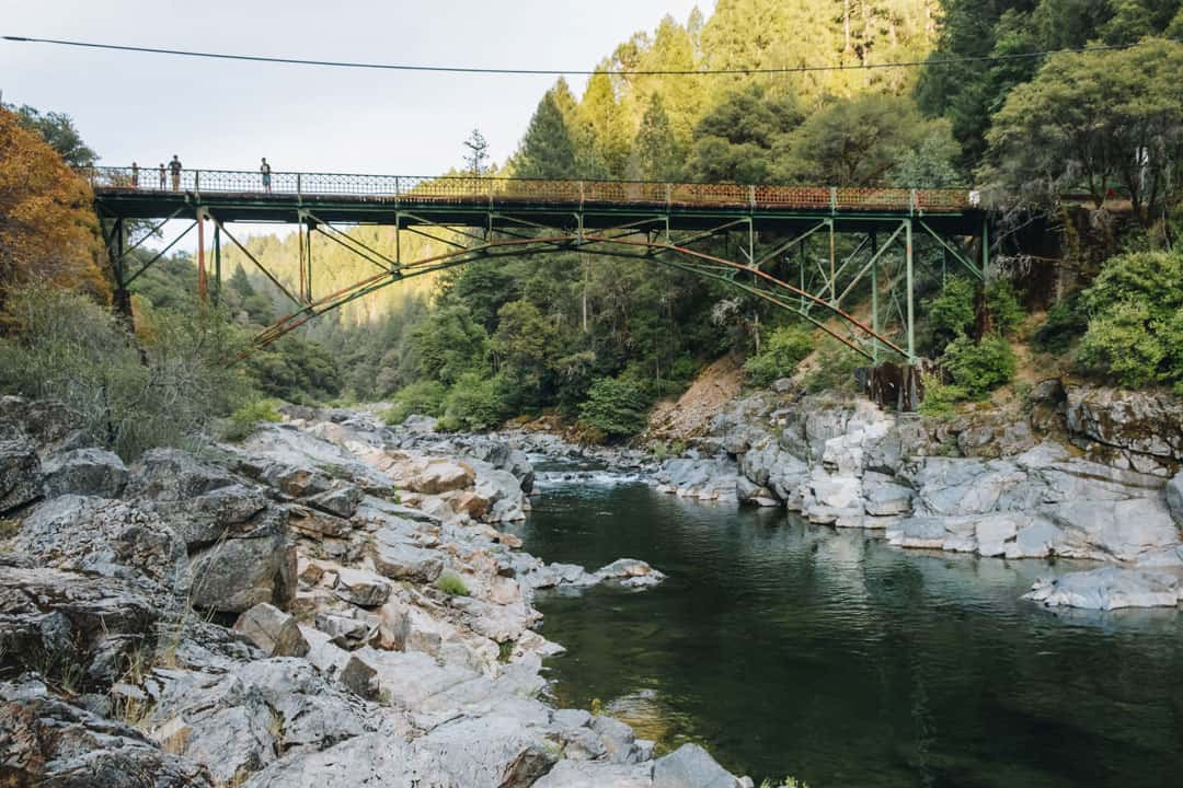 Edwards Crossing, Yuba River swimming holes