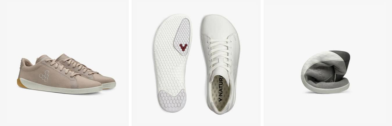 Vivobarefoot Geo Court Tennis Shoes