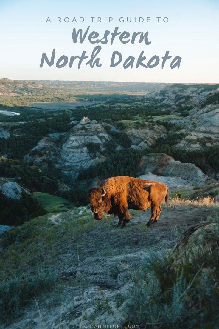 A Road Trip Guide to Western North Dakota