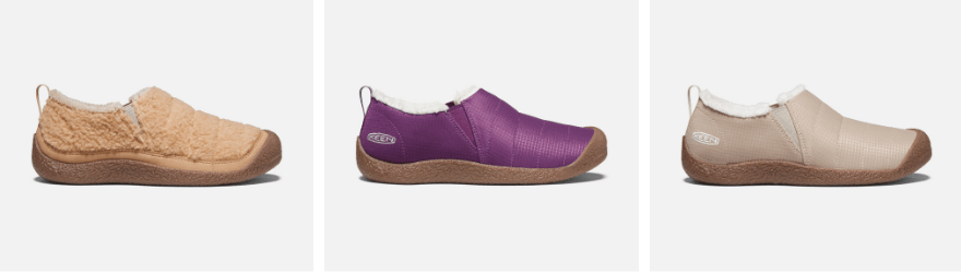 KEEN Howser camping slippers