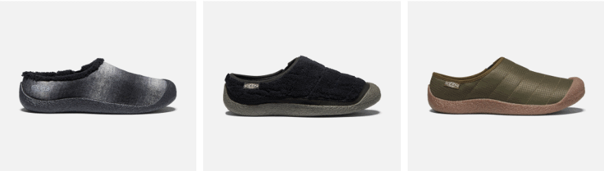 KEEN Howser Slides, Outdoor Slippers