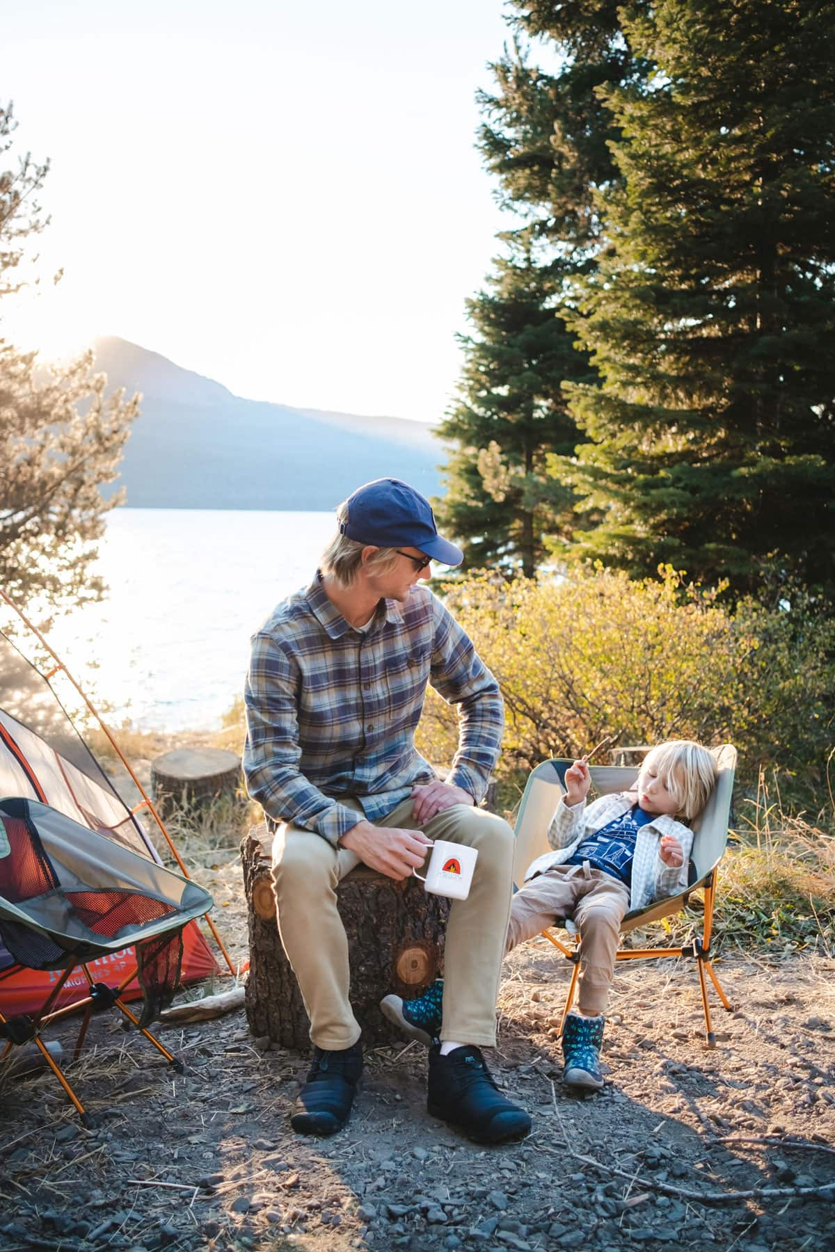 KEEN Howser boots for men and children