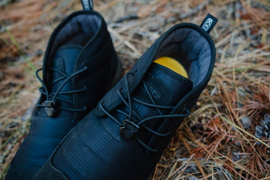 KEEN Howsers are slip on camp shoes
