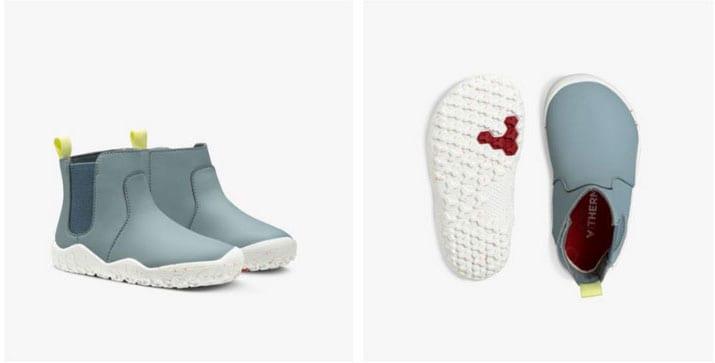 Vivobarefoot kids waterproof boots