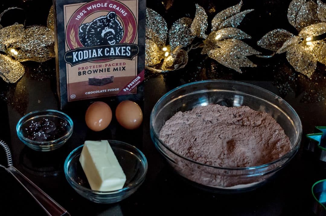 Kodiak Cakes Fudge Brownies