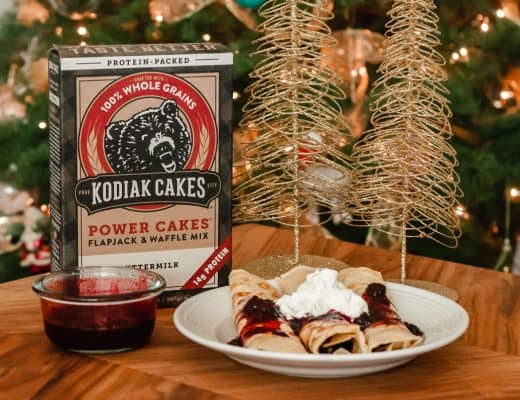 Kodiak Cakes Holiday Recipes