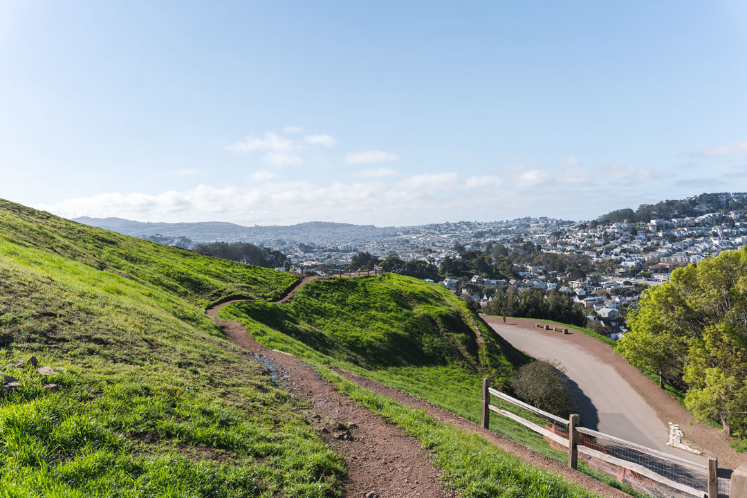 Bernal Hikes Park, Best hikes in California
