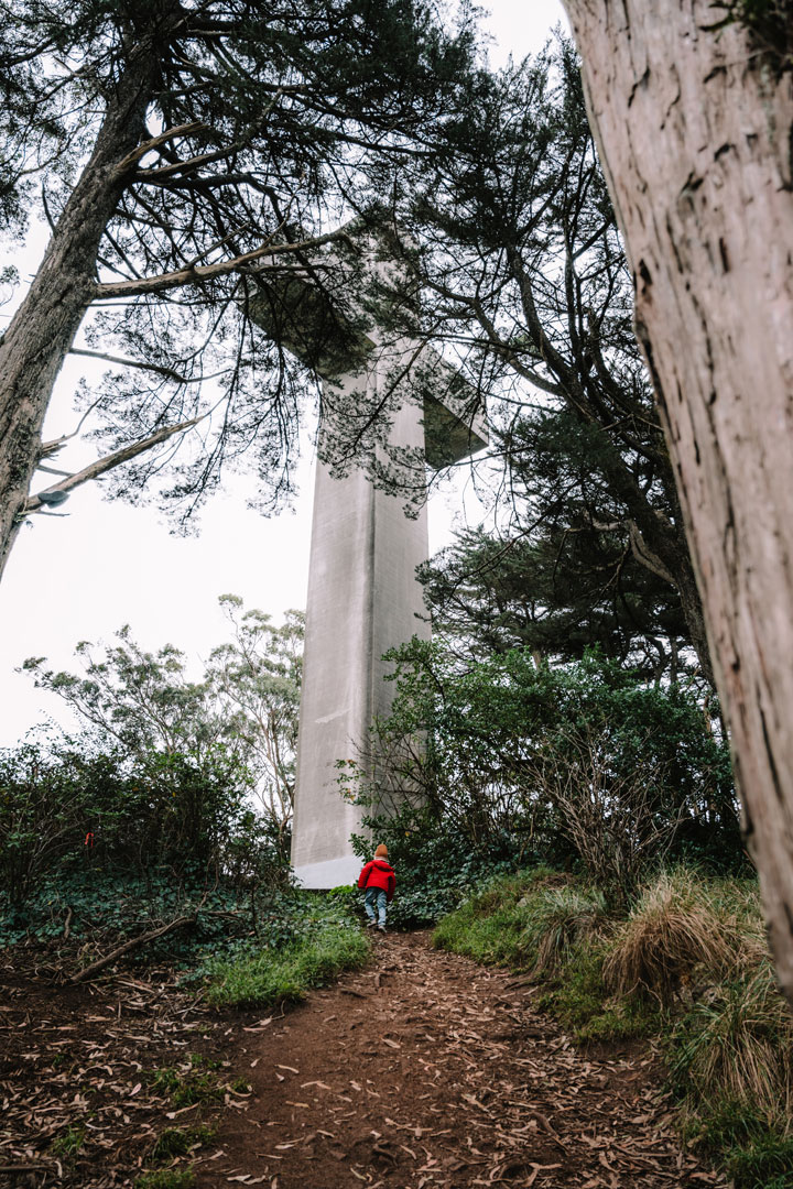 Hike to the top of Mt Davidson, one of the best urban hikes in San Francisco