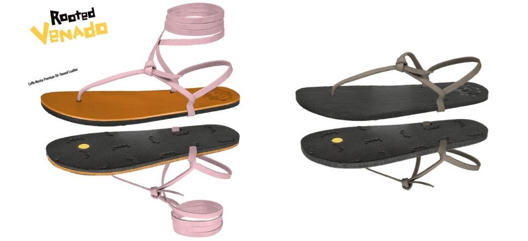 Luna Sandals Casual Barefoot Sandals for Women